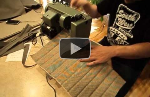 VW Seat Upholstery, Making and Installing - Part 1