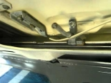 71 VW Bus Steel Sliding Sunroof - how it works