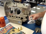 How to Install an Oil Cooler on an AirCooled VW or Dune Buggy Engine