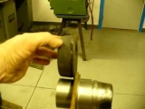 VW bus How to narrow rear torsion part 2
