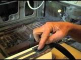Airhead KGPR ghia window install