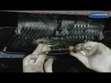 How to refill the oil tank when changing the oil in your VW