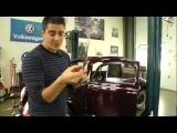 Classic VW BuGs How to Restore Vintage Beetle Vent Wing Windows